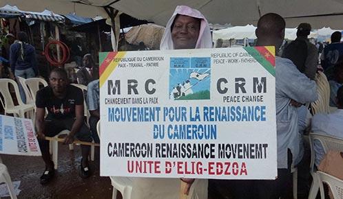 La feuille de route du Mouvement pour la Renaissance du Cameroun
